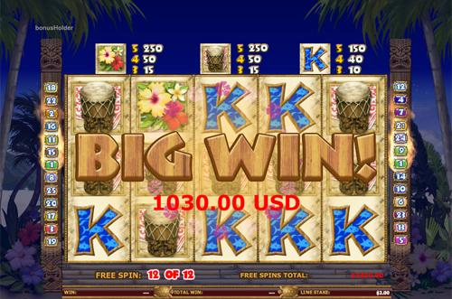 free Hawaiian Treasure free games big win