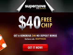 Supernova Casino Home