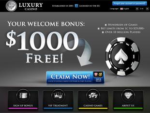 Luxury Casino Home