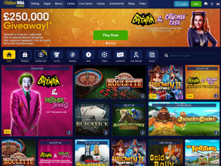 William Hill Casino Home