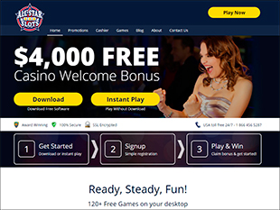 All Star Slots Casino Home