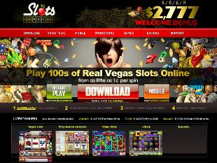 Slots Capital Casino Home