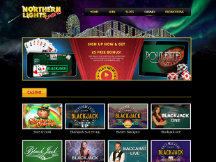 Northern Lights Casino Home