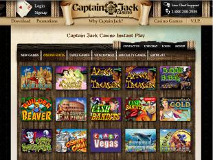 Captain Jack Casino Lobby