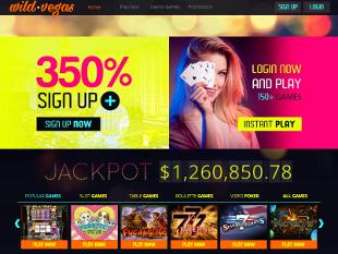 Wild Vegas Casino Home