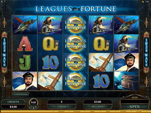 Leagues of Fortune<