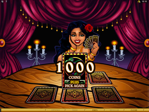 free Gypsy Queen Mystery Bonus Game