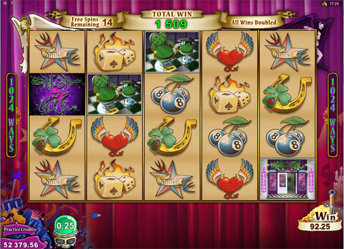 free Hot Ink free spins