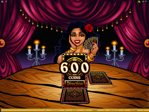 free Gypsy Queen Mystery Bonus win