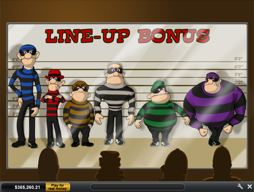 free Cops & Bandits line up feature