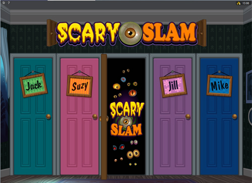 free Monsters In The Closet Scary Slam Feature