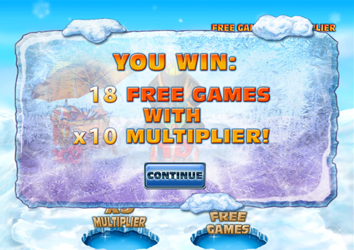free Penguin Vacation free games