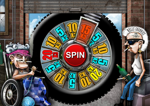 free Hells Grannies free spins feature