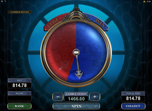 free Leagues of Fortune Gamble Feature
