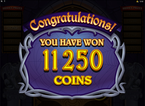 free Lucky Witch Bonus Win