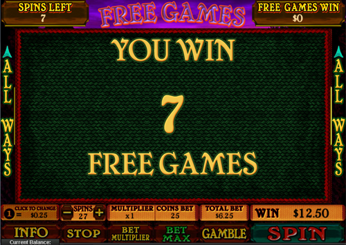 free Archer 7 free games win