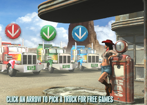 free Highway Kings Pro Bonus Game