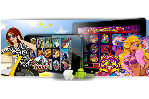 Play Mobile Slot Games with High Limit