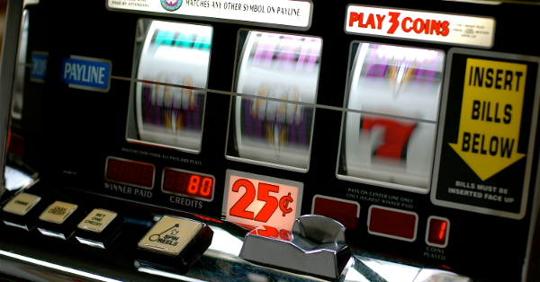 Choose Your Slot Game with 40 Paylines