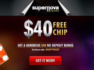 Supernova Casino Home