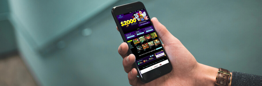 USA online casinos on mobile